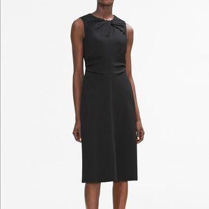 MM Lafleur The Eleanor 3.0 honeycomb black dress